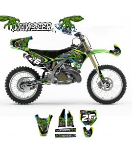 MONSTER - KAWASAKI KX 125 250 2004 - 2008