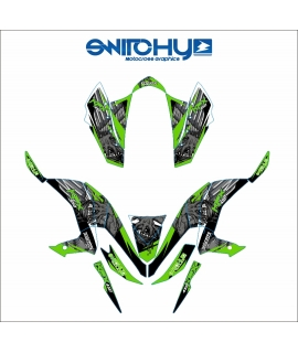 DROP - HUSQY SM 701