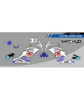 R6 2006 - 2007 grafica REPLICA FIAT