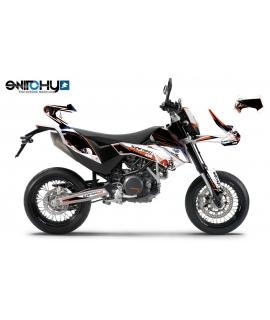 SKULLZ - SMC 690 2008 2009 2010 2011