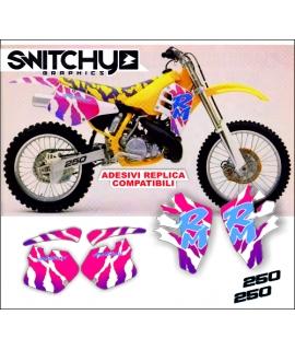 GRAFICHE REPLICA - SUZUKI RM 250 1992