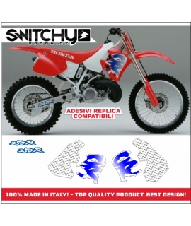 DECALS REPLY '93 - HONDA CR 250 1992 1993 1994