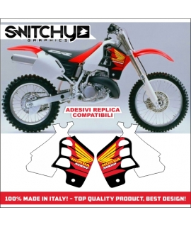 DECALS REPLY '98 - HONDA CR 500 1989 - 2001