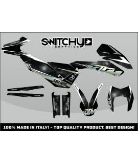 GALAXY BLACK - SMC 690 2008 2009 2010 2011