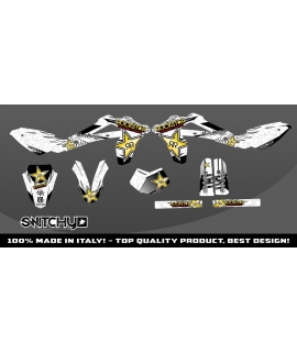 WINGS WHITE - HUSQY SMS 125 2012