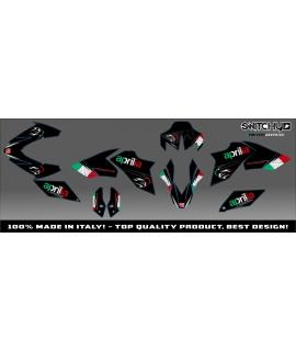 BLACK ITALY - APRILIA DORSODURO 900