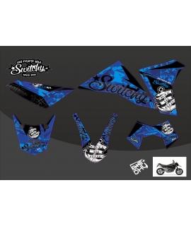 CAMOSPLATTER BLUE - SM 950