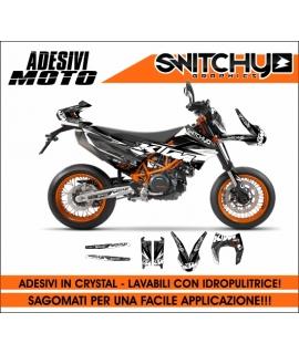 BLACK CAMO - SMC-R 690 2012 2013 2014 2015 2016