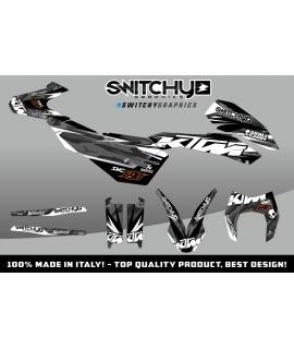 BLACK CAMO - SMC 690 2008 2009 2010 2011