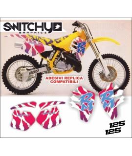 REPLICA '92 - SUZUKI RM 125 1989 - 1992