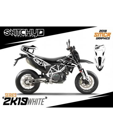 2K19 WHITE - SMCR 690 2019