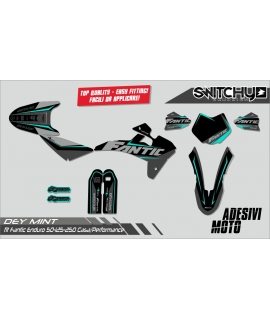 DEFY MINT - FANTIC ENDURO 50 125 250 CASA/PERFORMANCE 2017-2019