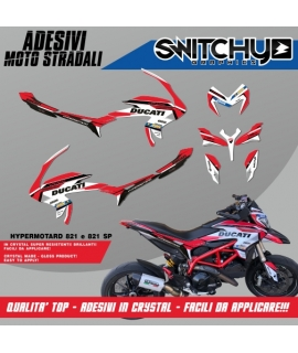 RACE B - HYPERMOTARD 821 821 SP