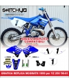 REPLY MCGRATH '99 - YAMAHA YZ 250 1996 - 2001