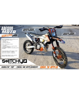 REBELLION LIMITED - EXC-F 250 350 450 500 2020