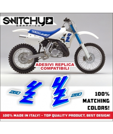 REPLY 1990 - YAMAHA YZ 250 WR 1990