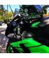 NEON GREEN STOCK REPLICA- CBR 600 RR 2003 2004