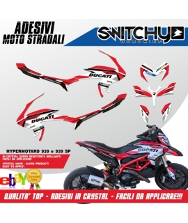 RACE B - HYPERMOTARD 939 - 939 SP