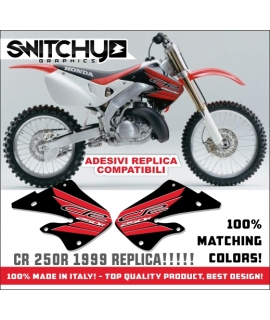 REPLICA '99 - HONDA CR 250 R 1997 - 1999