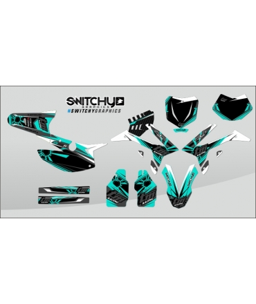 DOCTOR Emerald - SMX 2strokes 2020-2021