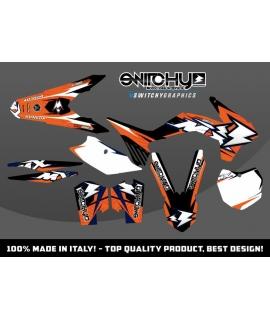 DROP - SX F 250 350 450 2013 2014