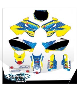 RACE A - SUZUKI RM 125 250 2003 - 2008