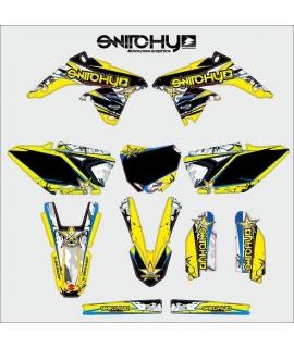 CAMOSWITCHY - SUZUKI RM-Z 450 2008 - 2016