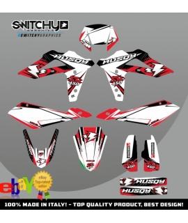 DROP - HUSQY SM SM-R 450 2009 2010 2011 2012