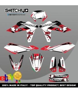 DROP - HUSQY SM SM-R 510 2005 2006 2007