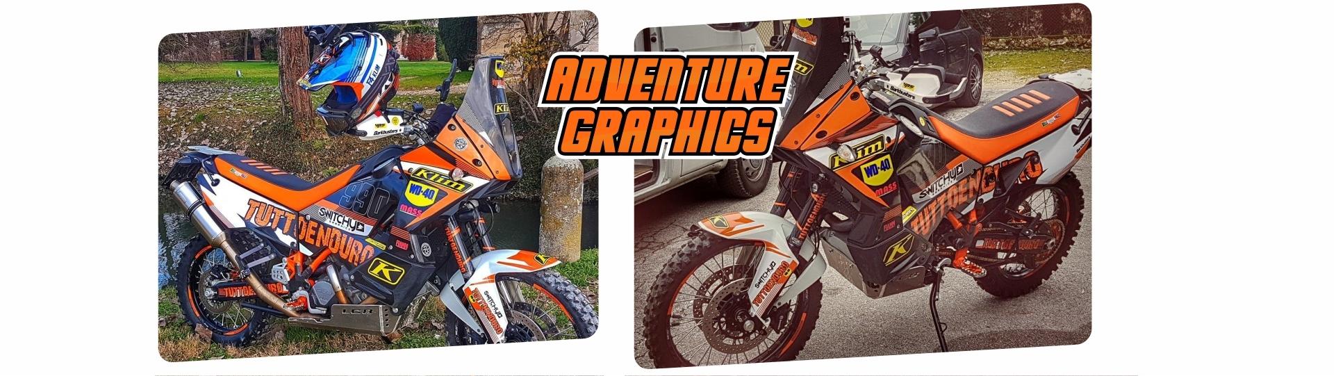 Grafiche compatibili per KTM 990 ADVENTURE