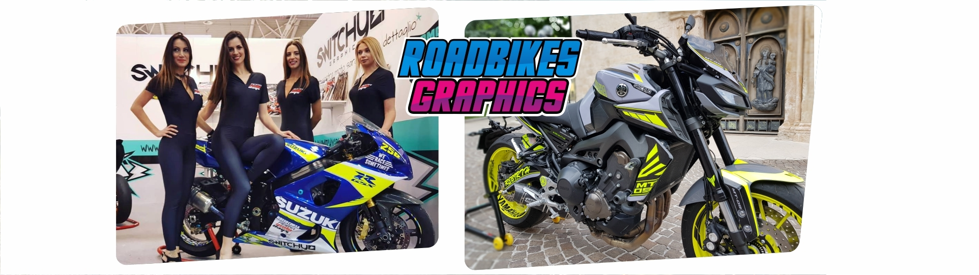Raodbikes&Naked Graphics!