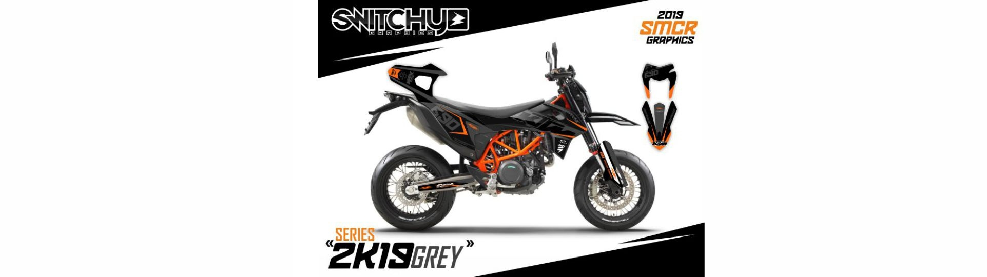 Graphics kit for SMCR 690 2019