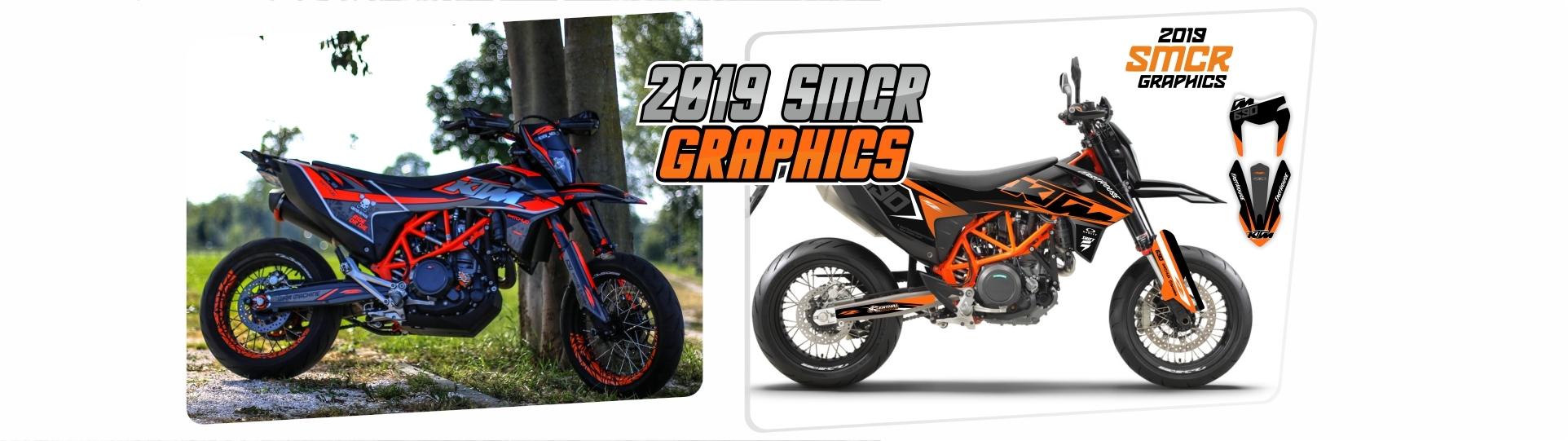 Graphics kit for SMCR 690 2019